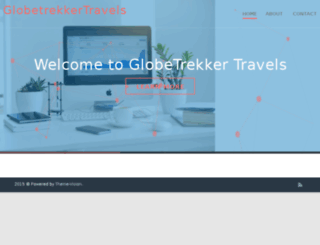 globetrekkertravels.com screenshot