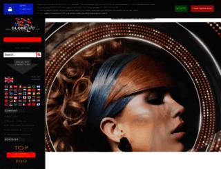 globlife.it screenshot