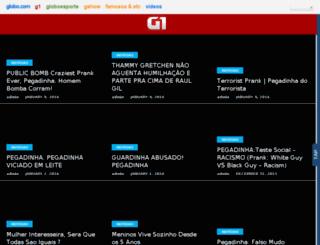 globo-g1entretenimento.com screenshot