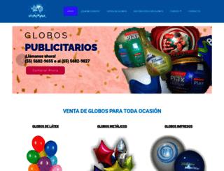 globomania.com.mx screenshot