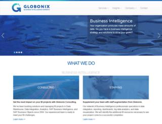 globonix.com screenshot