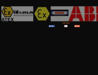 glodokexplosionproof.com screenshot