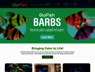 glofish.com screenshot