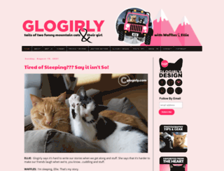 glogirly.com screenshot