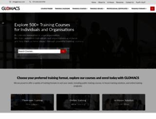 glomacs.com screenshot