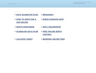 gloopy.co.uk screenshot