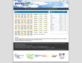 gloryskygroup.com screenshot