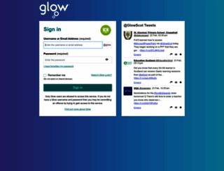 glow.rmunify.com screenshot