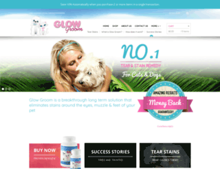glowgroom.com screenshot