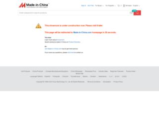 gluritest.en.made-in-china.com screenshot