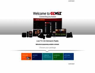 glwiz.com screenshot