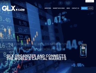 glx.com screenshot