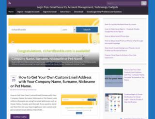 gmail-login.com screenshot