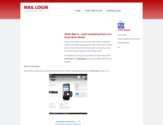 gmail-sign-in.net screenshot