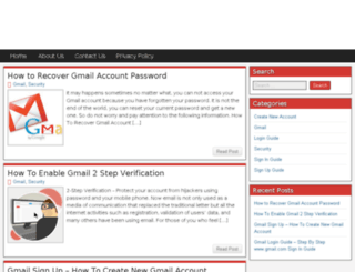 gmailloginsigninguide.com screenshot