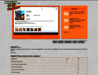 gmapfp.org screenshot