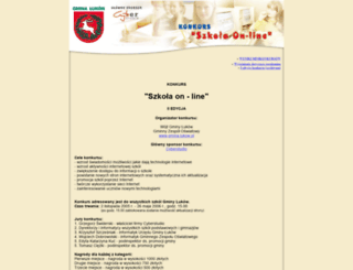 gminalukow.pl screenshot
