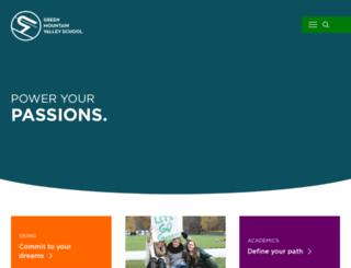 gmvs.org screenshot