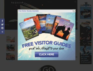 go-arizona.com screenshot