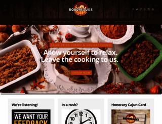 go-cajun.com screenshot
