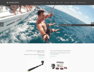 go-scope.com screenshot
