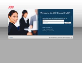 go.adponehr.com screenshot