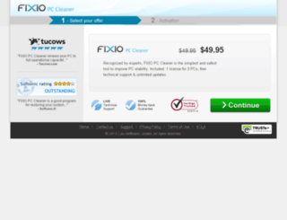 go.fixio.com screenshot