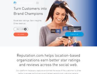 go.reputation.com screenshot