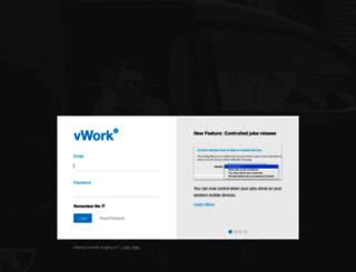 go.vworkapp.com screenshot