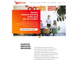 goals.nl screenshot