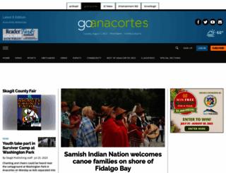goanacortes.com screenshot