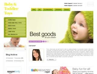 gobabytoys.blogspot.com screenshot