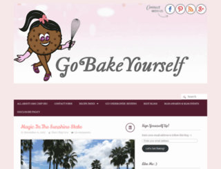 gobakeyourself.com screenshot