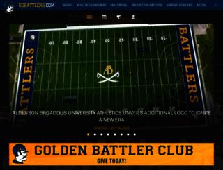 gobattlers.com screenshot