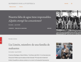 gobiernolegitimobj.blogspot.mx screenshot