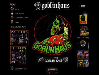 goblinhaus.com screenshot