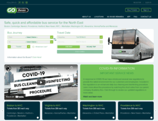 gobuses.com screenshot