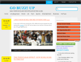 gobuzzup.com screenshot
