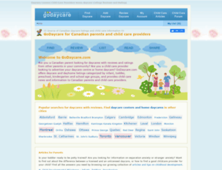 godaycare.com screenshot