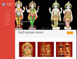 godstatues.com screenshot
