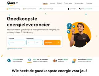 goedkoopste-energieleverancier.net screenshot