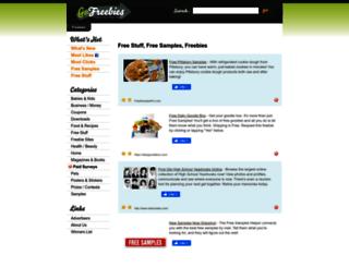 gofreebies.com screenshot