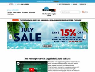 gogglesnmore.com screenshot