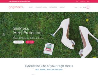 gogoheel.com screenshot