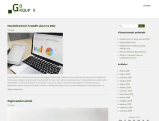 gogroup.fi screenshot