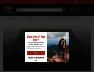 goinggear.com screenshot