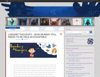 goingsony.com screenshot