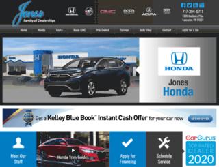 gojones.com screenshot