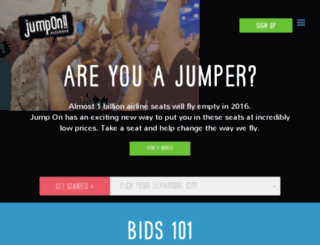 gojumpon.com screenshot