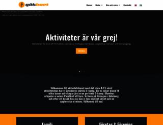 gokboet.se screenshot
